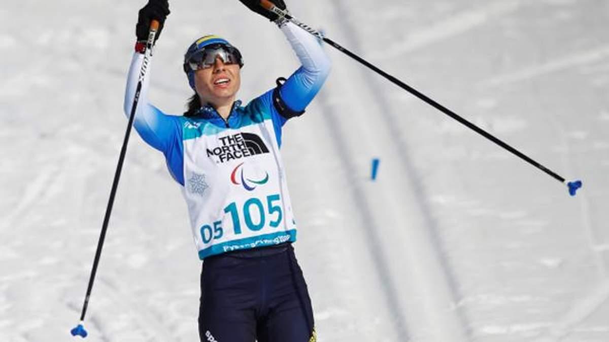 Оксана Шишкова виграла бронзову медаль