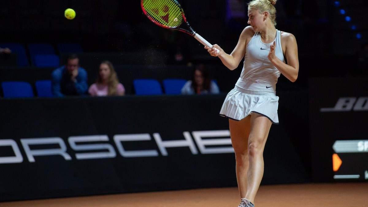 Українка Марта Костюк стане першою ракеткою світу серед юніорів