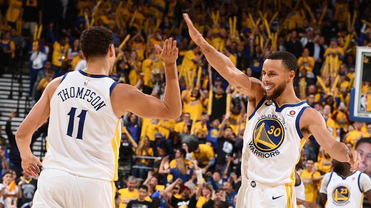 NBA: определились финалисты Западной конференции