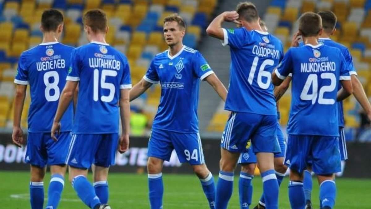 Коли українські клуби стартують у єврокубках: дати матчів