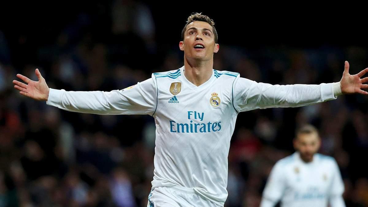 Роналду заявил о необходимости переименования Лиги чемпионов