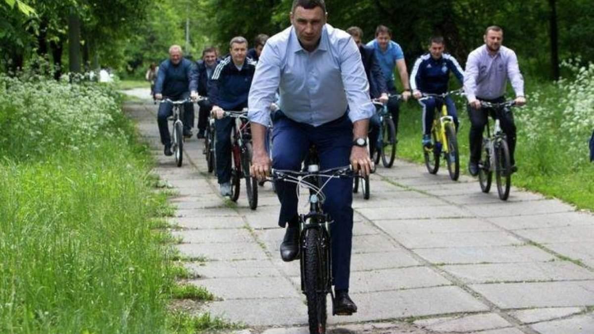 Віталій Кличко увійшов в 5-ку найвпливовіших політиків-спортсменів в світі