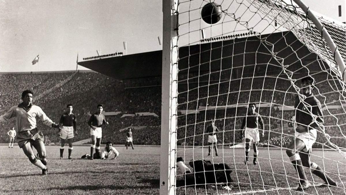 """ЧМ-1962 по футболу: чудовищное землетрясение, смертельная травма и """"Большой Хромой"""""""