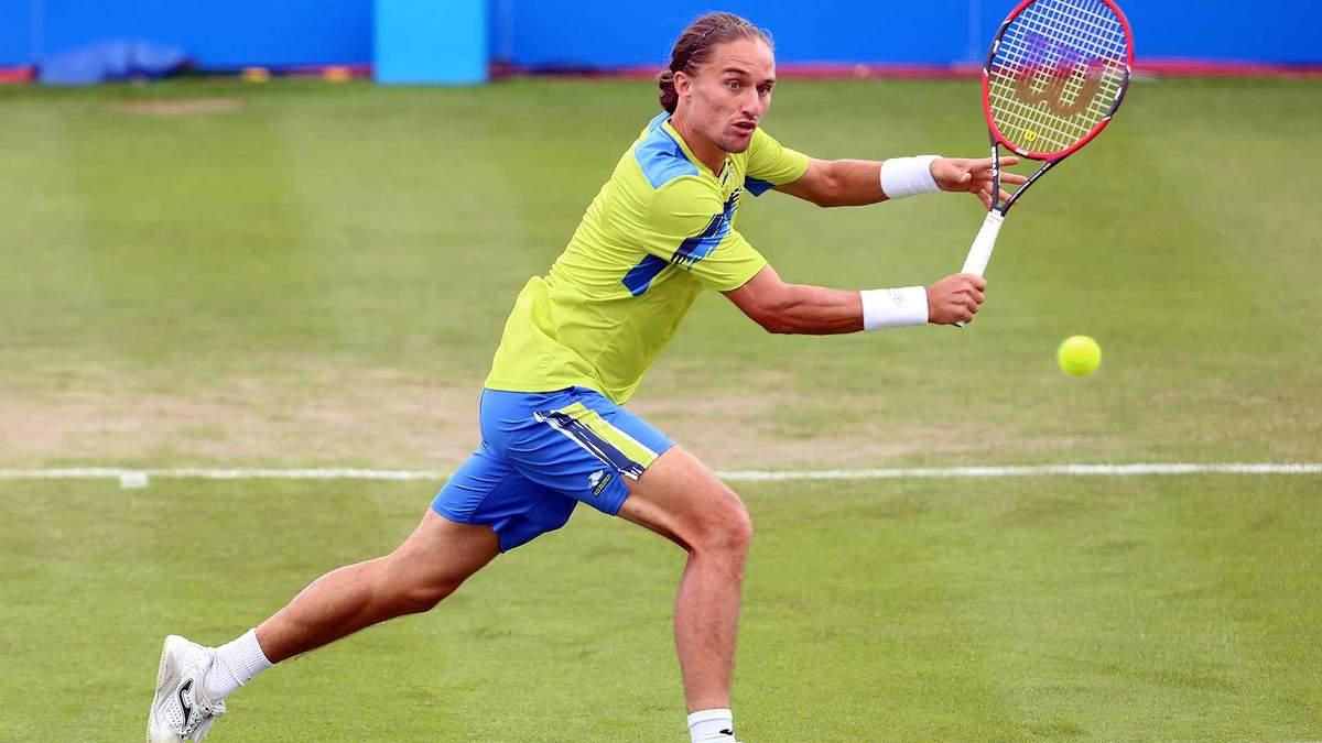 Долгополов и Стаховский поднялись в рейтинге ATP