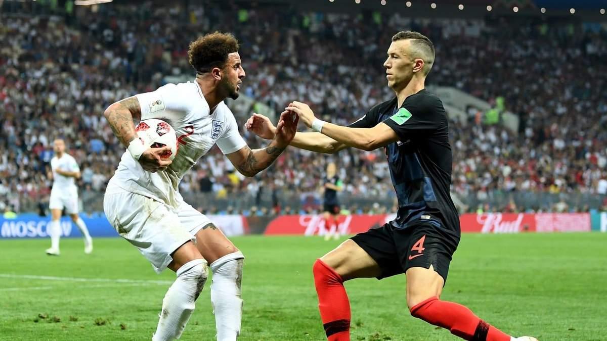 Хорватія перемогла Англію та вийшла у фінал Чемпіонату світу