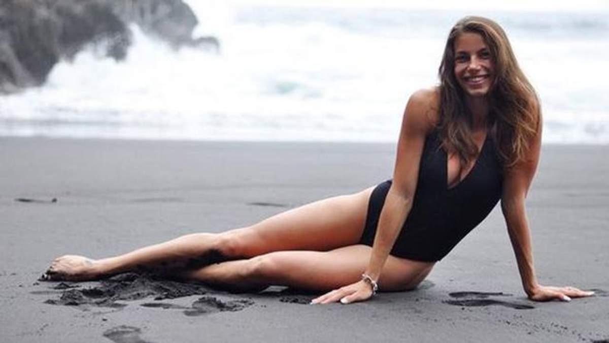 Молода, струнка, зваблива: які фото постить в Instagram віце-чемпіонка Європи Марина Бех (18+)