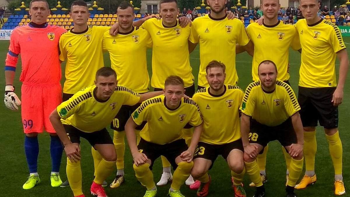 Футбольный клуб из Харькова исключили из Первой лиги