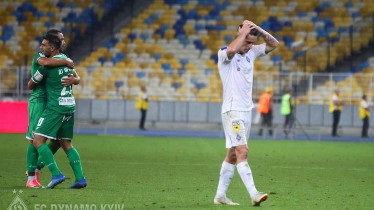 Динамо – Карпаты: обзор и счет матча УПЛ 2018/19