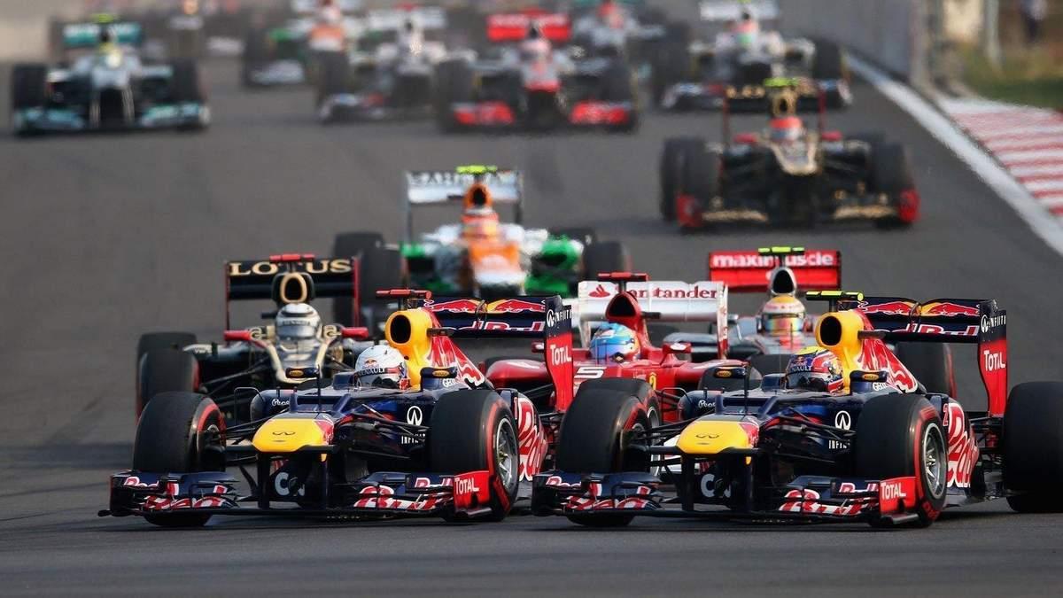 Формула-1 обнародовала календарь всех гран-при на 2019 год