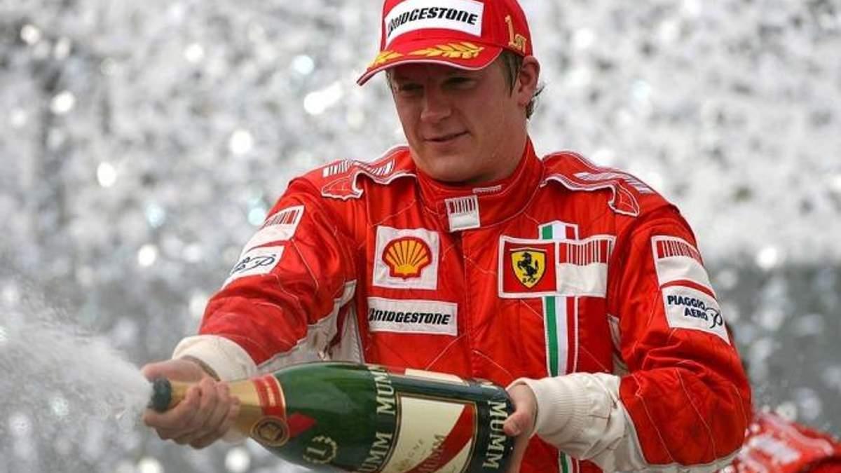 Формула-1: самым быстрым пилотом стал Кими Райкконен