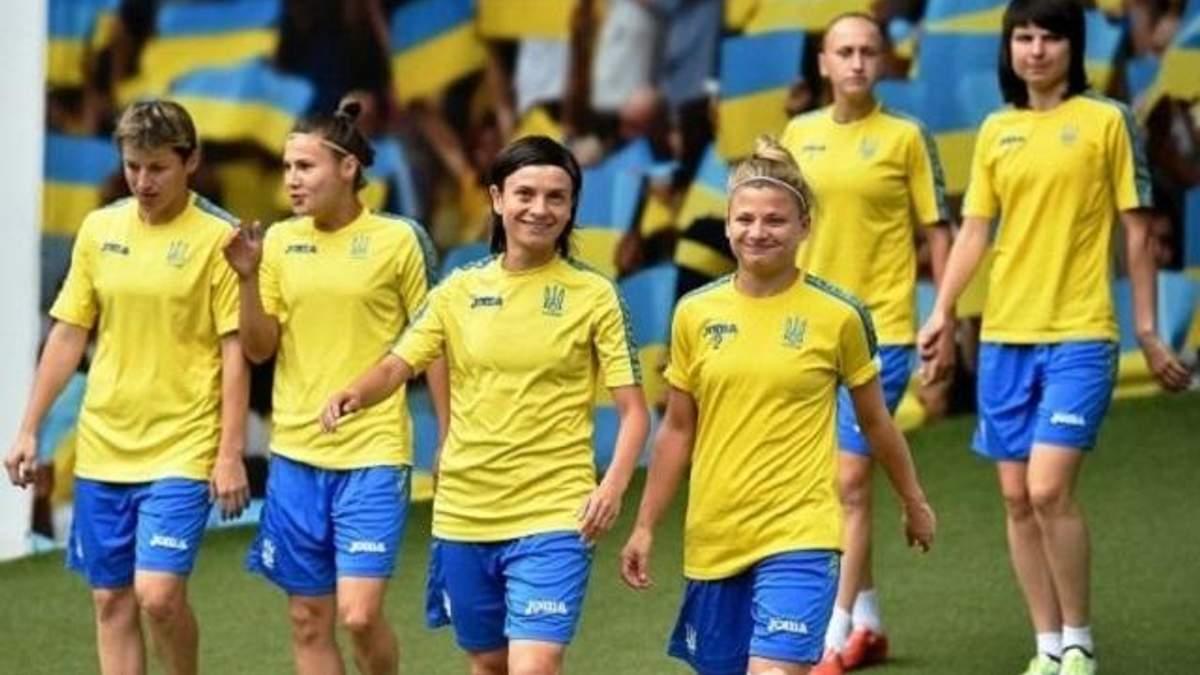 Женская сборная Украины уверенно победила Венгрию в отборе на чемпионат мира-2019
