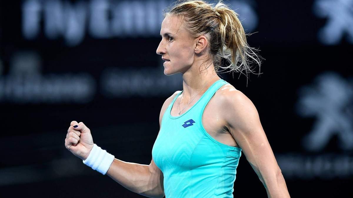 Леся Цуренко после US Open установит личный рекорд в рейтинге WTA