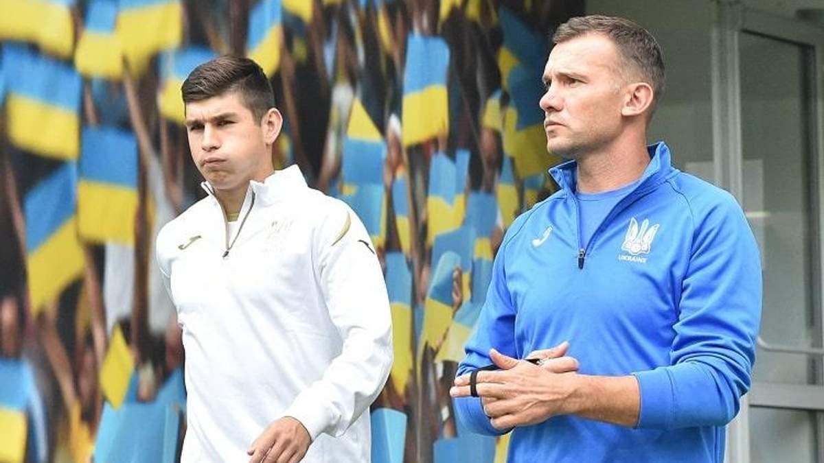 Відомо, в якій формі зіграє збірна України проти Словаччини