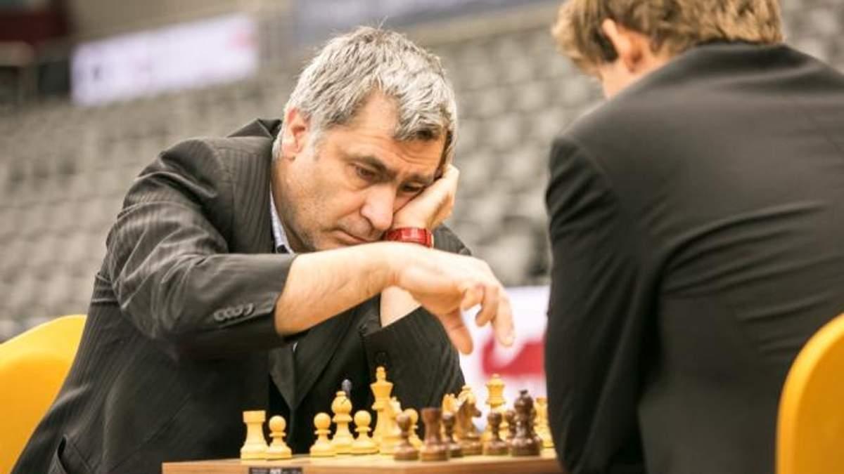 Украинцы не слишком удачно стартовали на Всемирной шахматной олимпиаде