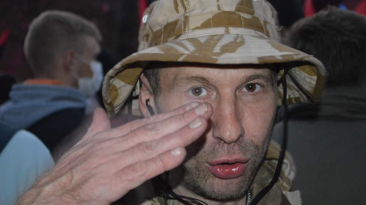 "Велика війна ще буде, але далі ніж зараз москалі в Україну вже не просунуться, – фанат ""Динамо"""