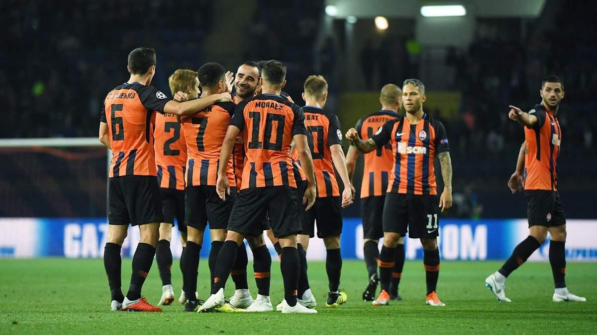 Ліон - Шахтар: прогноз на матч Ліги чемпіонів 2018/19