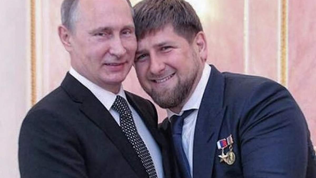 Футбол та політика. Як Путін та Кадиров потрапили до збірної України
