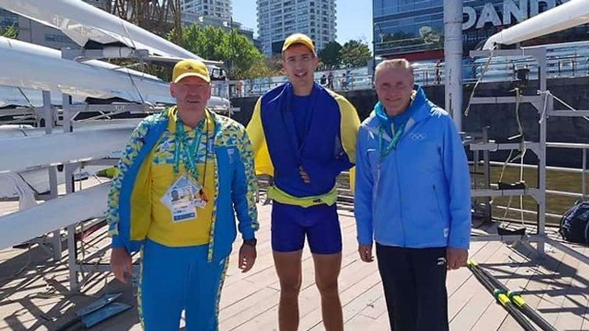 Україна здобула другу золоту медаль на юнацьких Олімпійських іграх