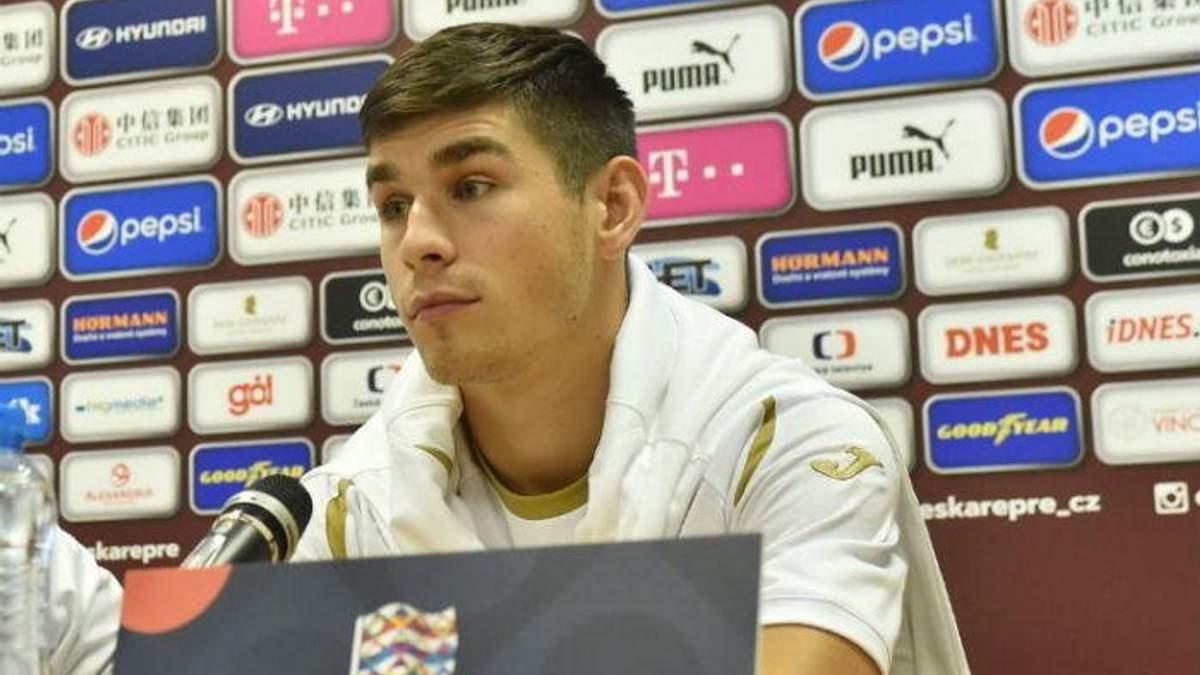 Руслан Маліновський прокоментував свій дебютний гол за збірну України