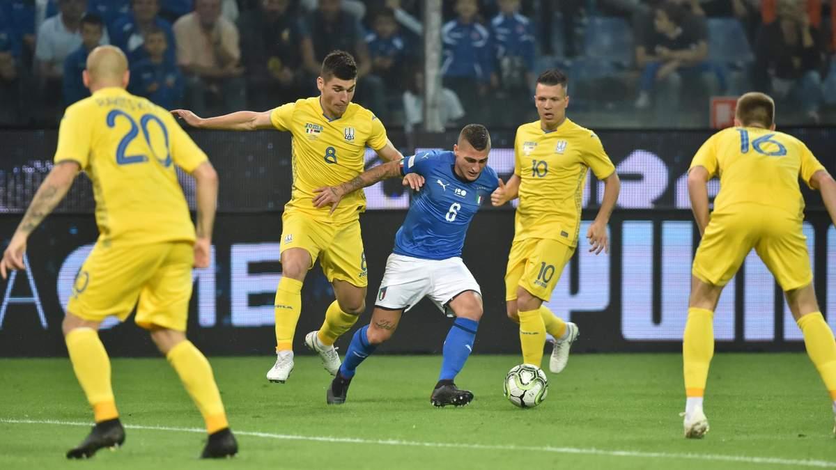 Сборная Украины по футболу не проигрывает уже почти год: статистика