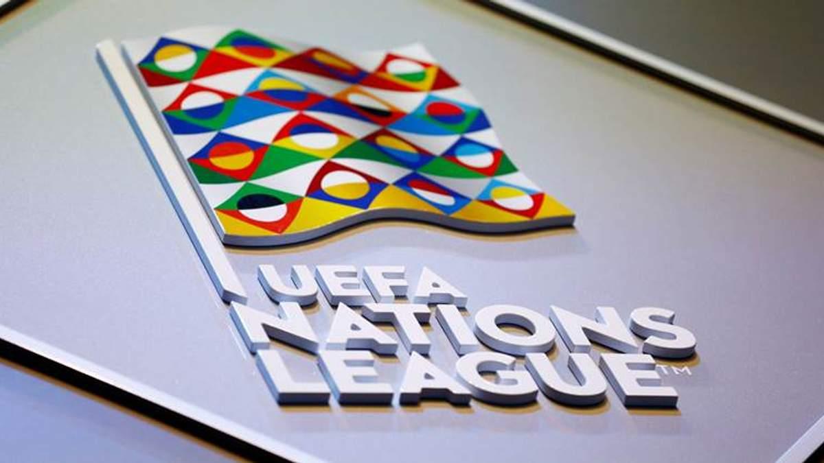 Ліга націй 2018/2019: результати матчів 11 жовтня 2018