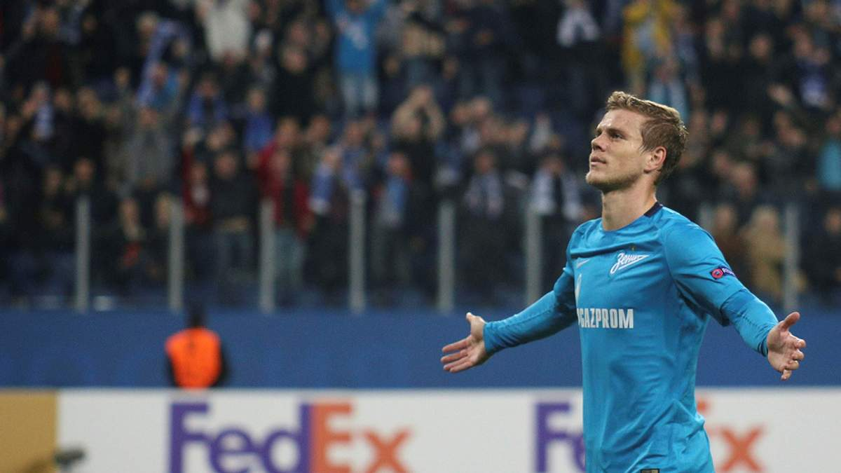 Російського футболіста Кокоріна затримали на 60 діб за бійки у Москві