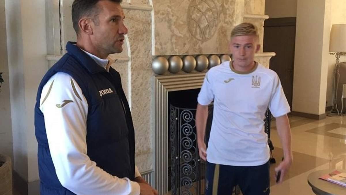 Владислав Кулач прокомментировал вызов в сборную Украины