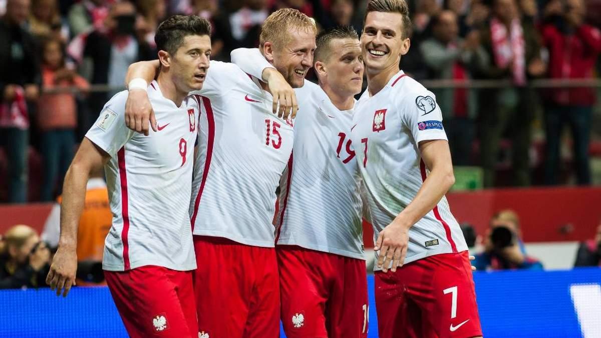 Польша - Италия смотреть онлайн матч Лиги наций