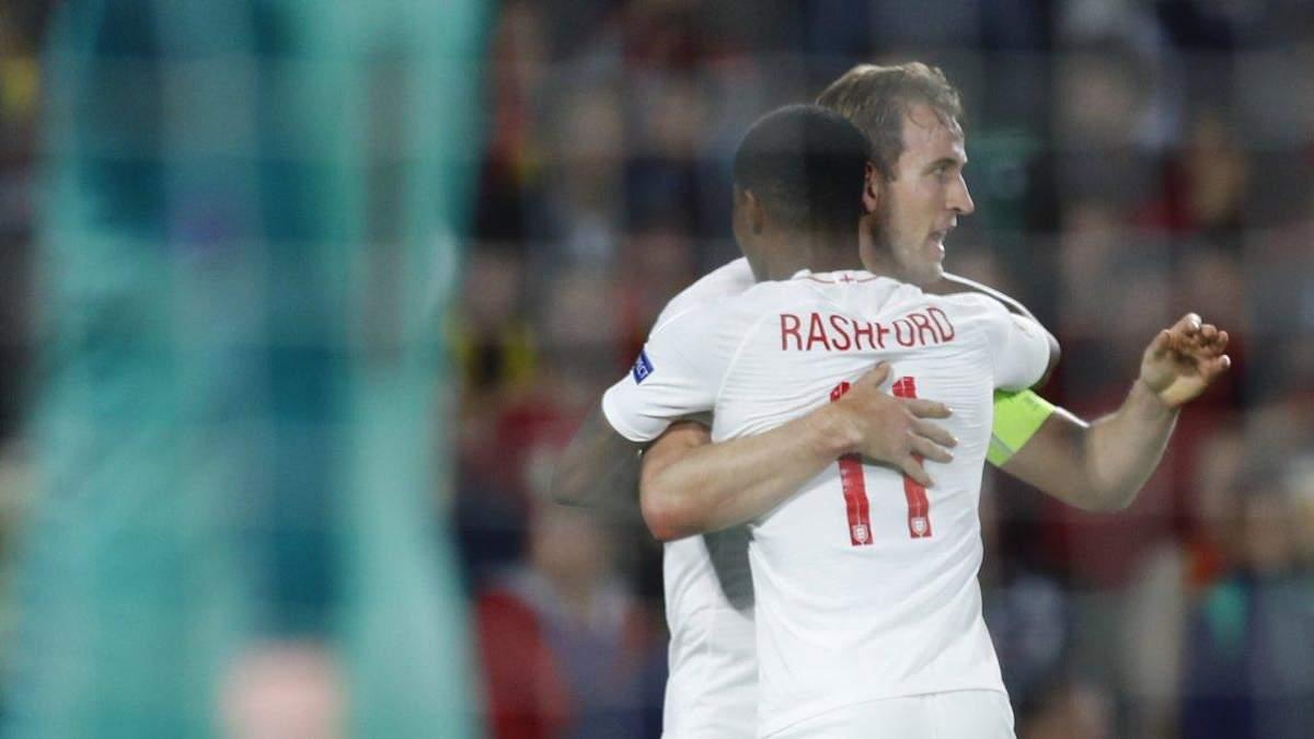 Испания – Англия видео голов