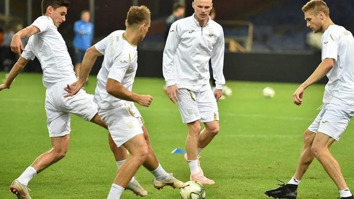 Україна – Чехія: відео голу та моментів матчу