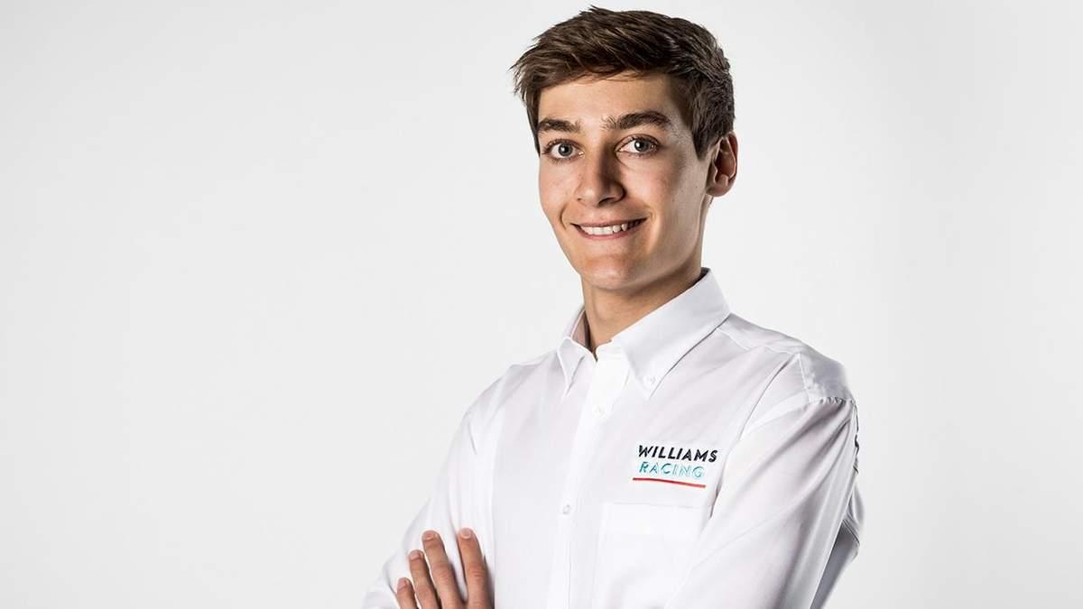 За Williams у Формулі-1 в 2019 році виступатиме юний новачок