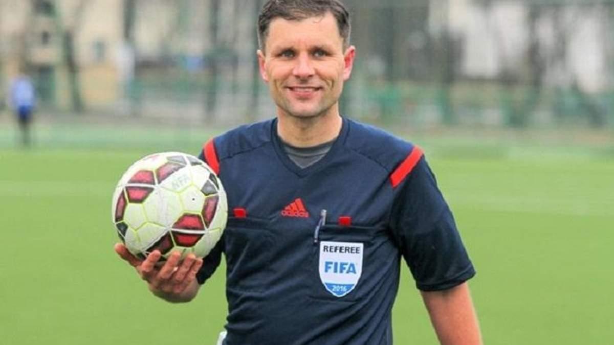Стало известно, кто будет судить матч Украина – Чехия