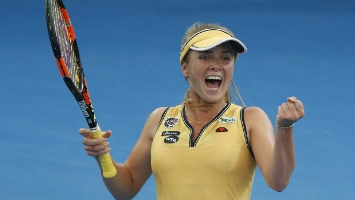 Еліна Світоліна не змогла дограти матч на турнірі в Гонконзі