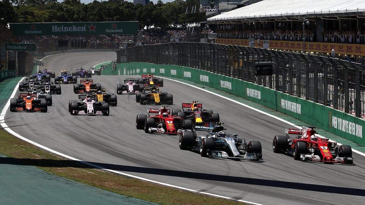 Опубликован календарь Формулы-1 на 2019 год