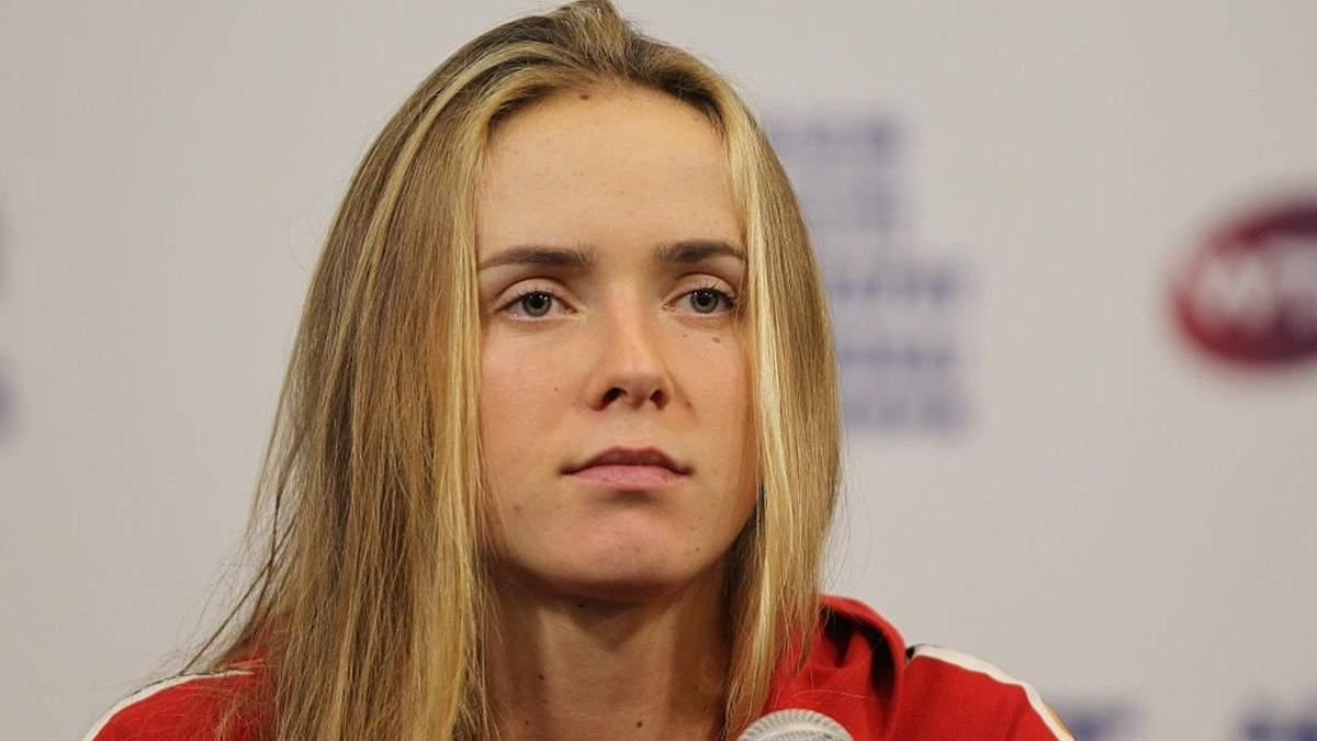 Еліна Світоліна може не потрапити на Підсумковий турнір WTA в Сінгапурі