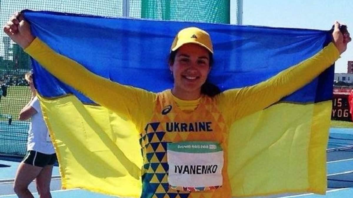 Валерия Иваненко выиграла золото на ЮОИ-2018