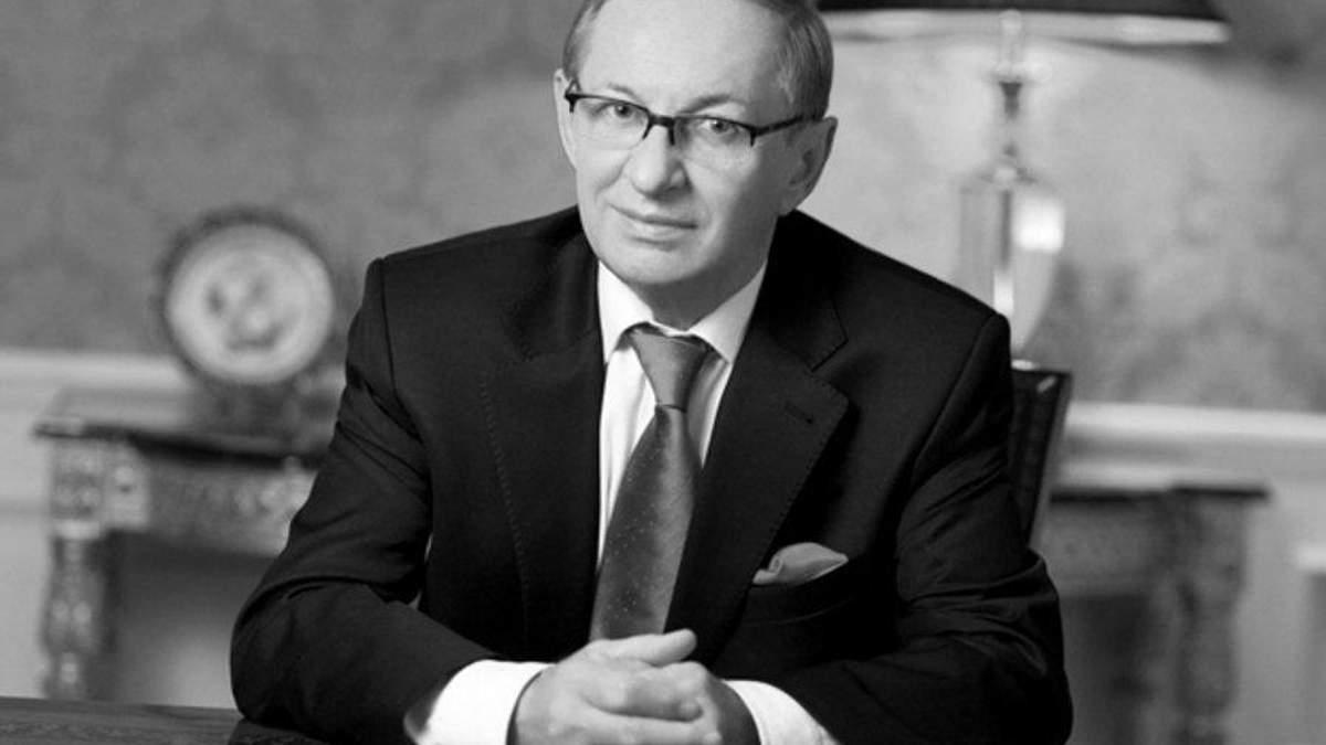 Помер Олег Базилевич