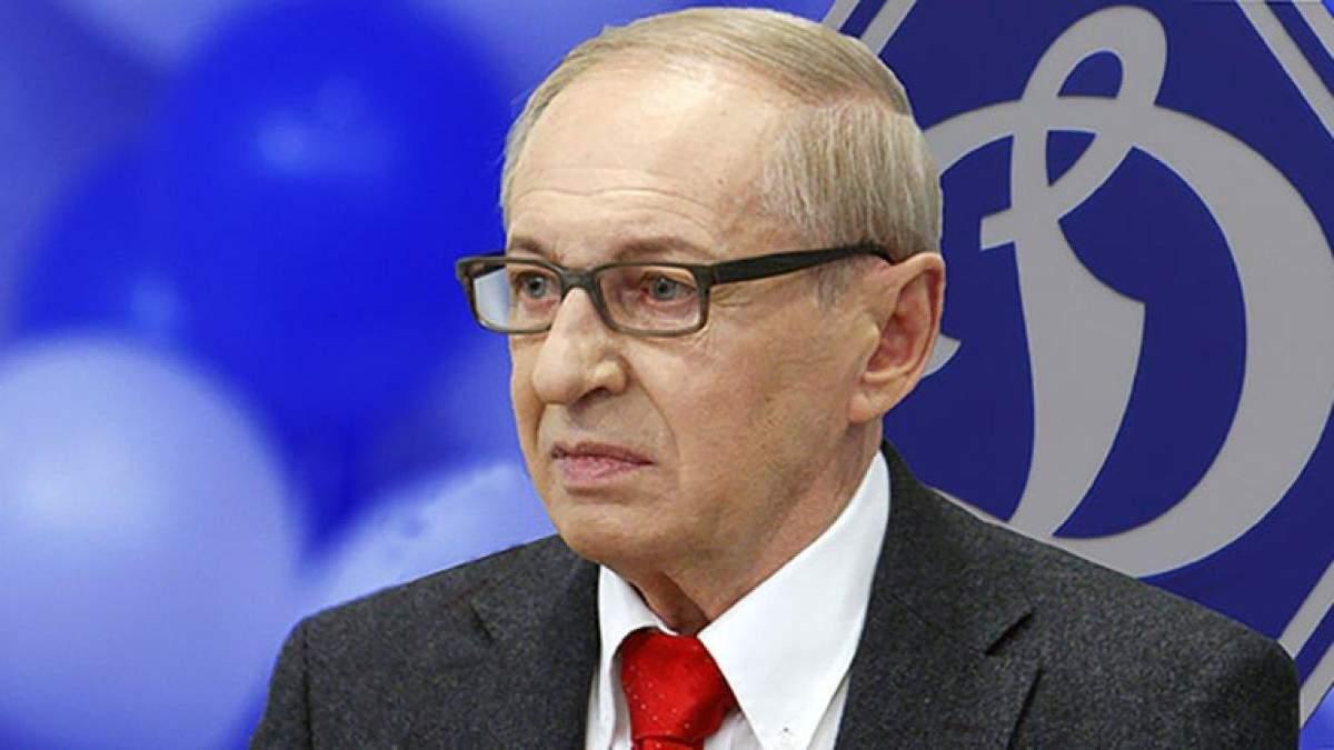 Матч Украина – Чехия начнется с минуты молчания в память об Олеге Базилевиче