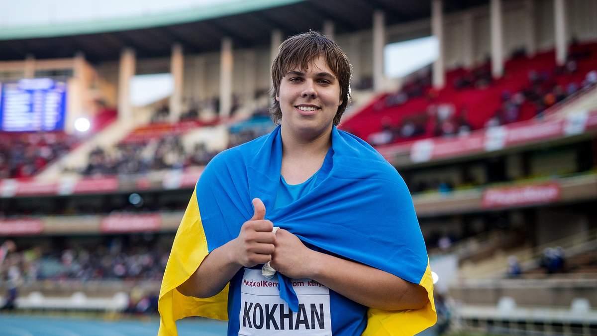 Украинец зажег сеть танцами с медалью после победы на юношеской Олимпиаде: видео