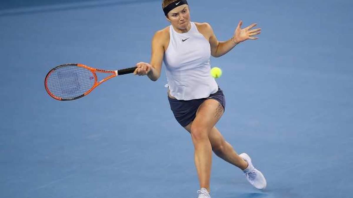 Як Світоліна готується до Підсумкового турніру WTA в Сінгапурі: відео