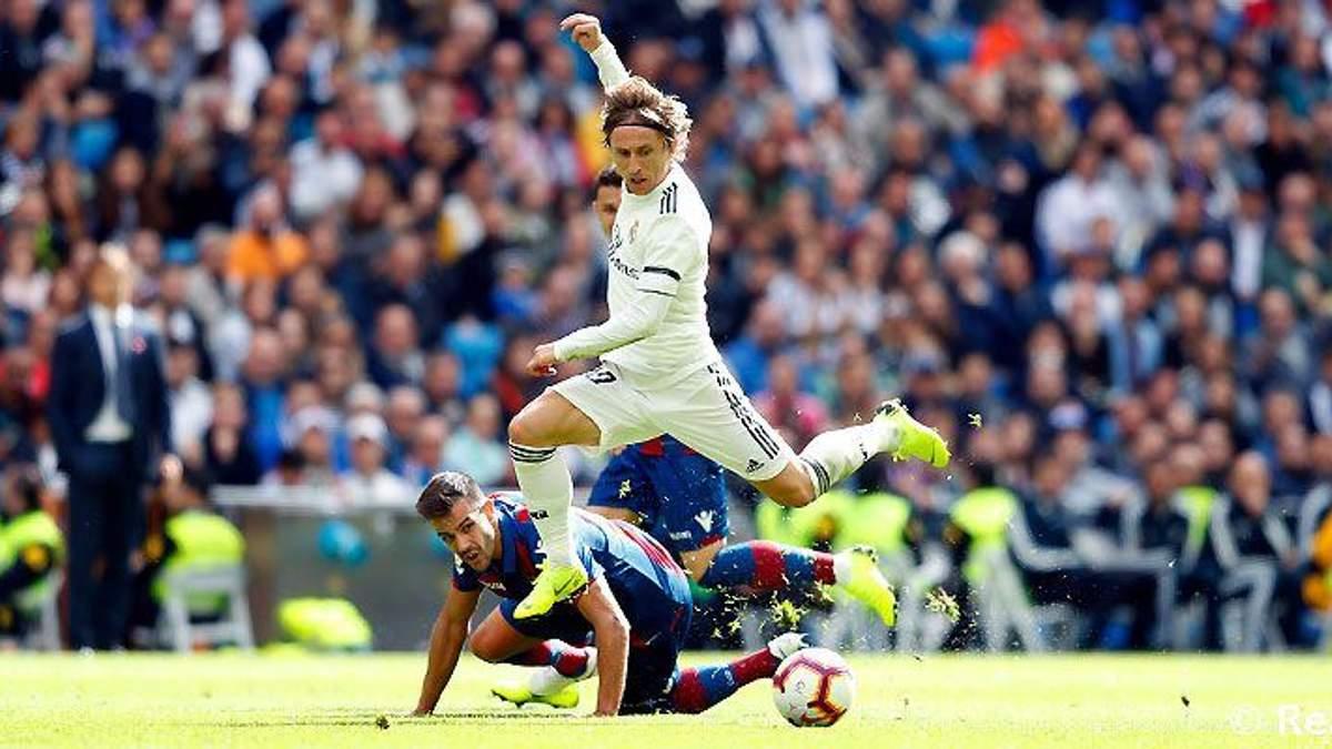 """""""Реал"""" зазнав третьої поразки поспіль"""