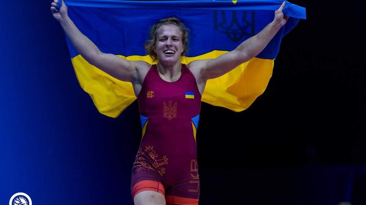 Як українка Черкасова стала чемпіонкою світу з вільної боротьби: весь шлях до золота