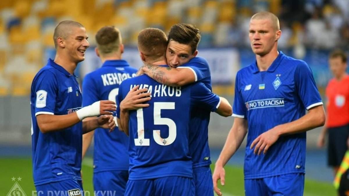 """Сколько """"Динамо"""" и """"Заря"""" заработали в Лиге Европы в прошлом сезоне: названы суммы"""