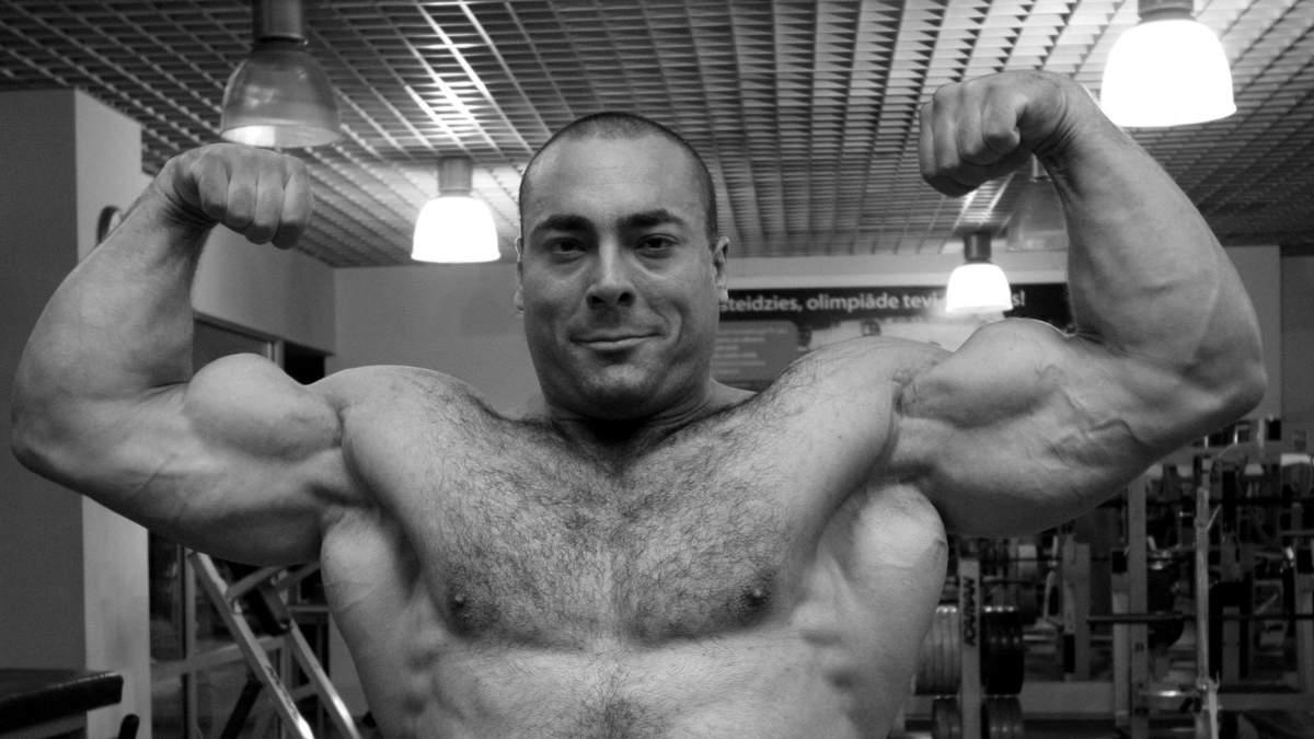 Помер Костянтин Константинов - чемпіон світу з пауерліфтингу