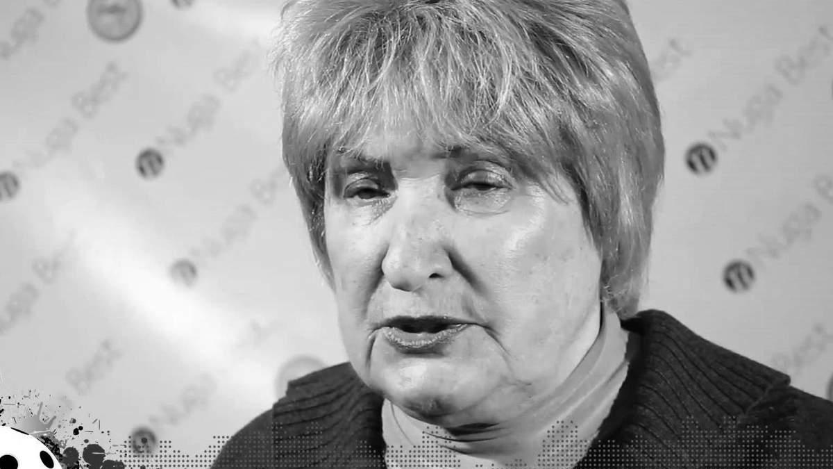 Померла Ніна Кожух – тренер зірки українського плавання Яни Клочкової