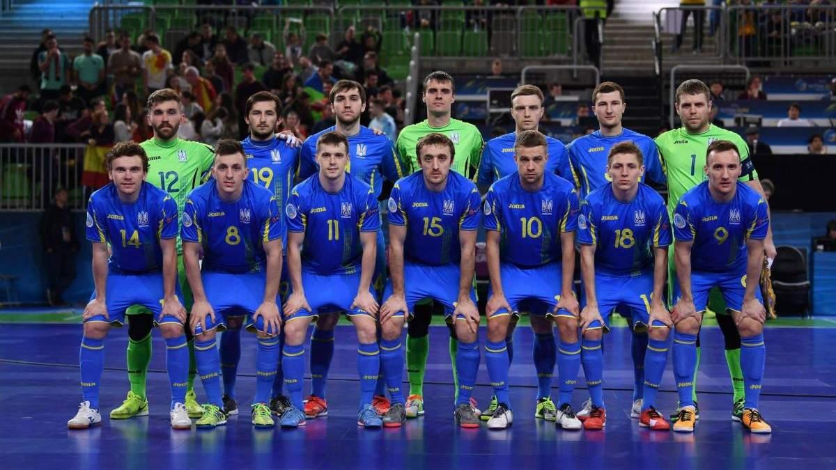 Збірна України зіграла внічию у товариському матчі з Францією