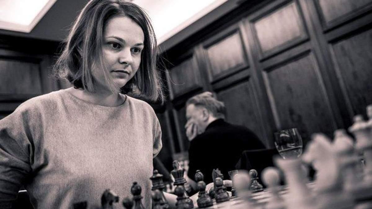 Українка Анна Музичук стала третьою шахісткою світу