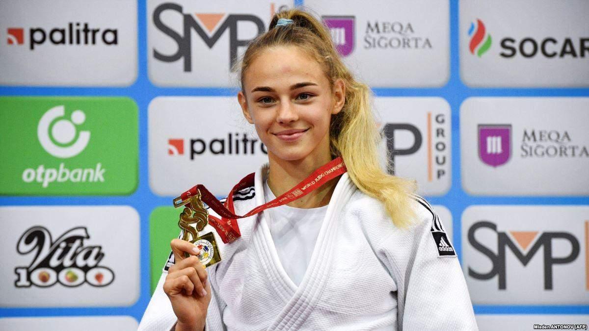 Дарья Белодед получила звание Заслуженного мастера спорта Украины