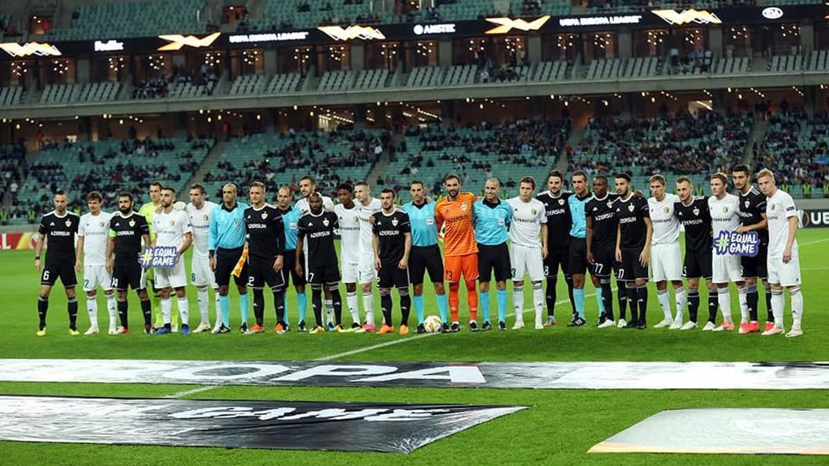 Ворскла – Карабах: прогноз букмекерів на матч Ліги Європи
