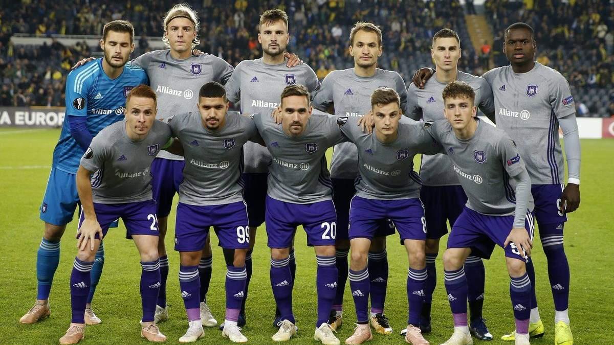 Українці Соболь та Макаренко вийшли у стартових складах своїх команд у Лізі Європи
